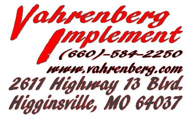 Vahrenberg Implement - Tractor World